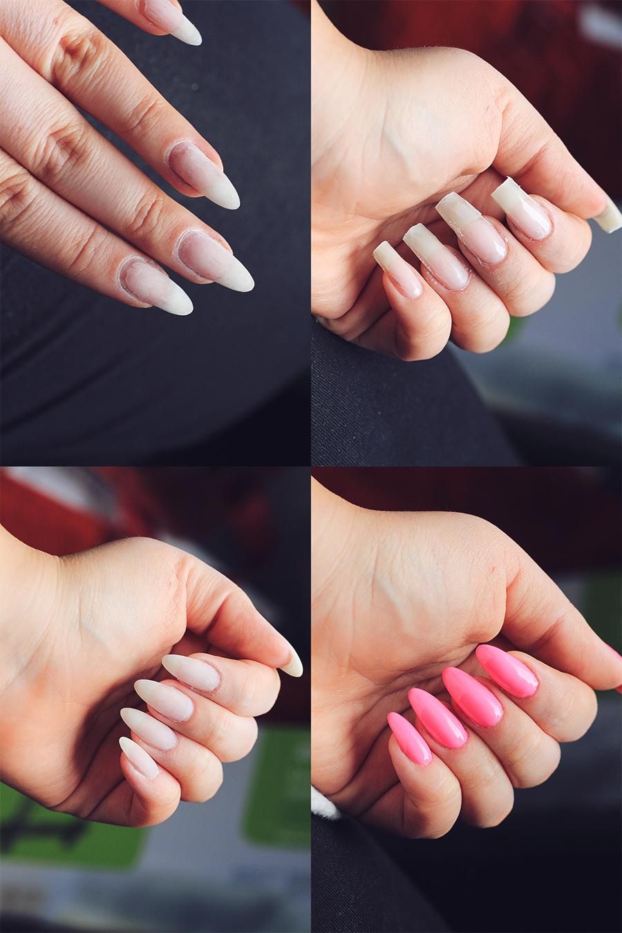 Jak uratowałam swoje paznokcie przed katastrofą ? | Flexy Gel System & Quick Shape Nail Form - Elisium Nails