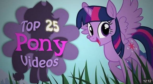 The Top 25 Pony Videos Of 2017