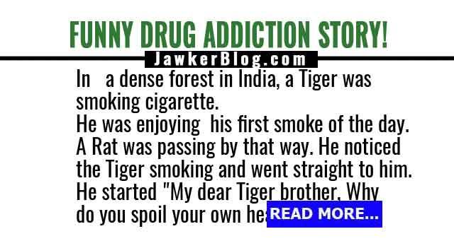 drug addiction stories
