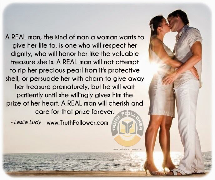 A Real Man Quotes And Sayings