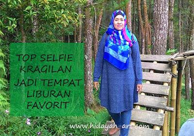 Top Selfie Kragilan Magelang Ini Jadi Tempat Liburan Favorit