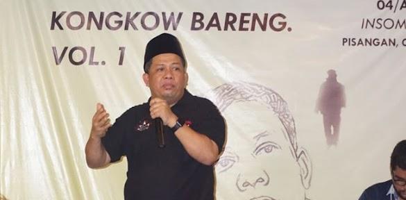 Fahri Hamzah: Perpres Hanya Legalkan Pekerja Kasar Asing Masuk Indonesia