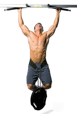 Kettlebellrob Bench Press Weighted Pull Ups Flying High Again