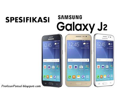 Spesifikasi Samsung Galaxy J2 - Desember 2016