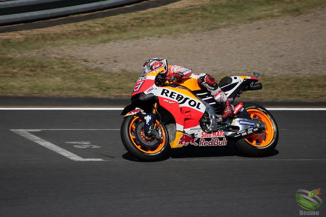 2016 MotoGP ツインリンクもてぎ  Marc Marquez