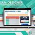المجموعة السابعة من أعمال ويب تكنيك لتصميم المواقع والمدونات الإلكترونية