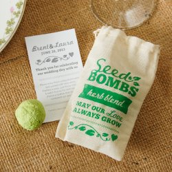 5 Gifts Ideas For Eco-Friendly Wedding