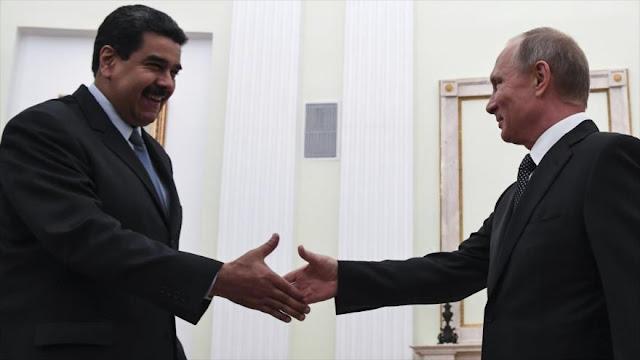 Venezuela sigue optimista con apoyo de Rusia ante agresión de EEUU