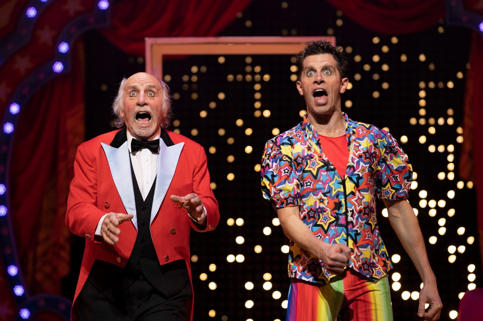 Review & Top Tips | Theatre Royal Newcastle Panto 2018  - Danny and Clive