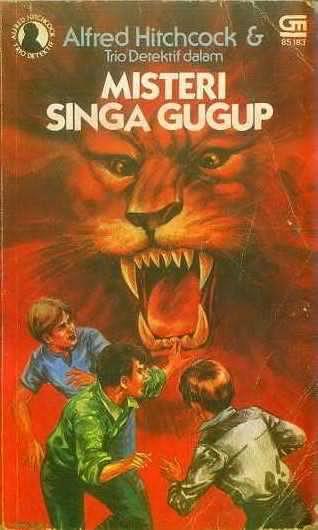 Trio Detektif 16- Misteri Singa Gugup