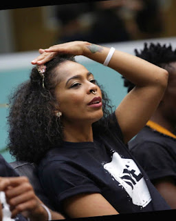 BBNaija Ex-housemate, Tboss Gets Lead Role In Nollywood Movie