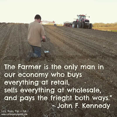 The Gamble of Farming