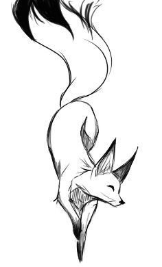 Awesome Fox Tattoo Ideas For Women