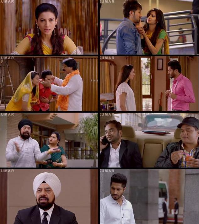 Oh Yaara Ainvayi Ainvayi Lut Gaya 2015 Punjabi 480p DVDRip
