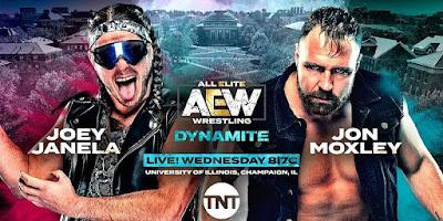 AEW Dynamite Results (12/4) - Champaign, IL