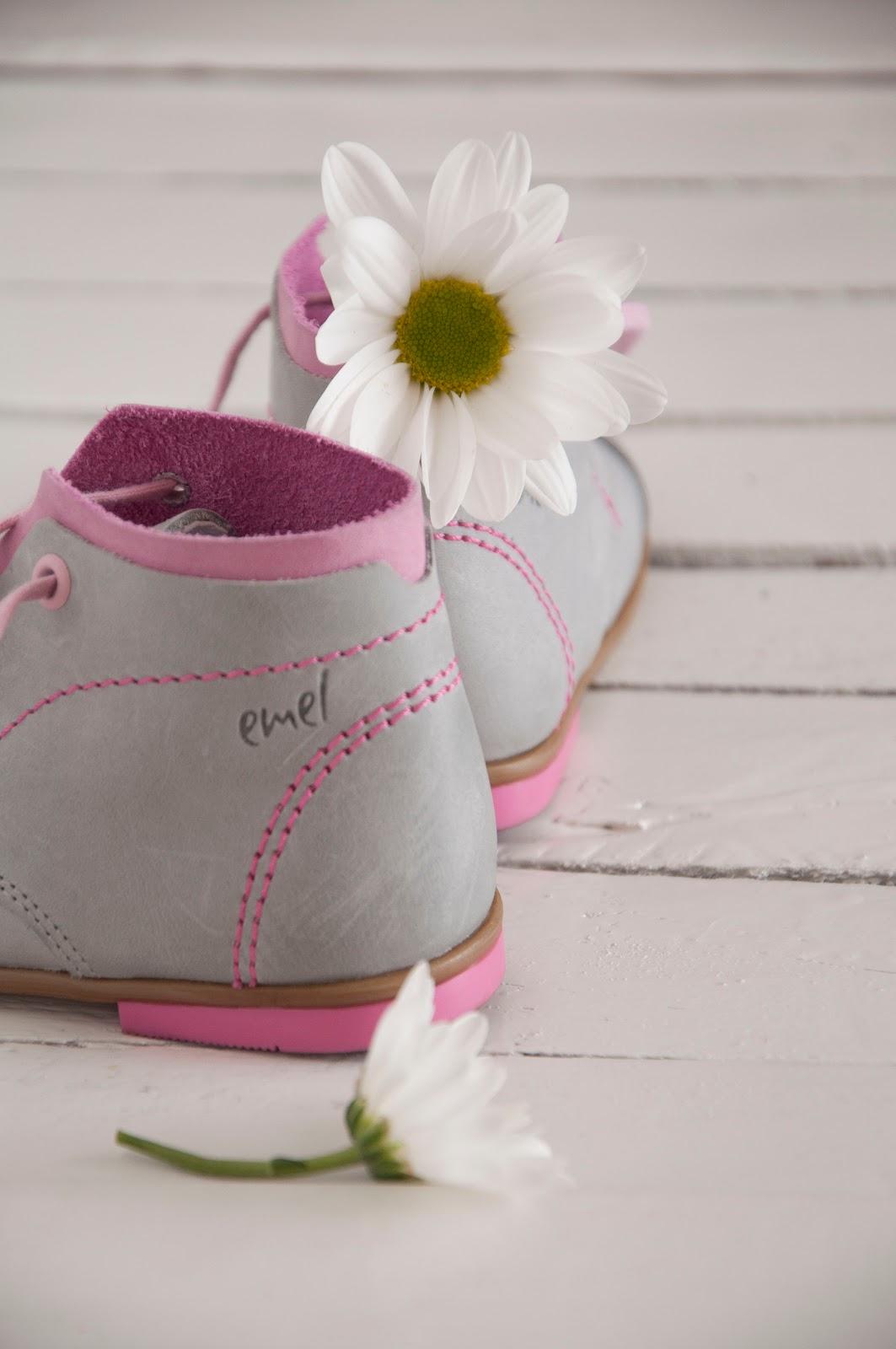 pierwsze buciki, buty emel, emel,