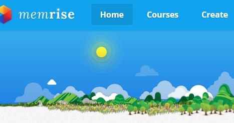 記憶大師的圖像記憶遊戲: Memrise 線上學英文 App