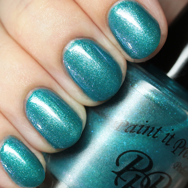 Paint It Pretty Polish Live In the Sunshine