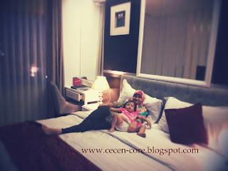 Epi Friezta Dewi Hasibuan & Clarissa - Deluxe Room Gino Feruci Braga Hotel