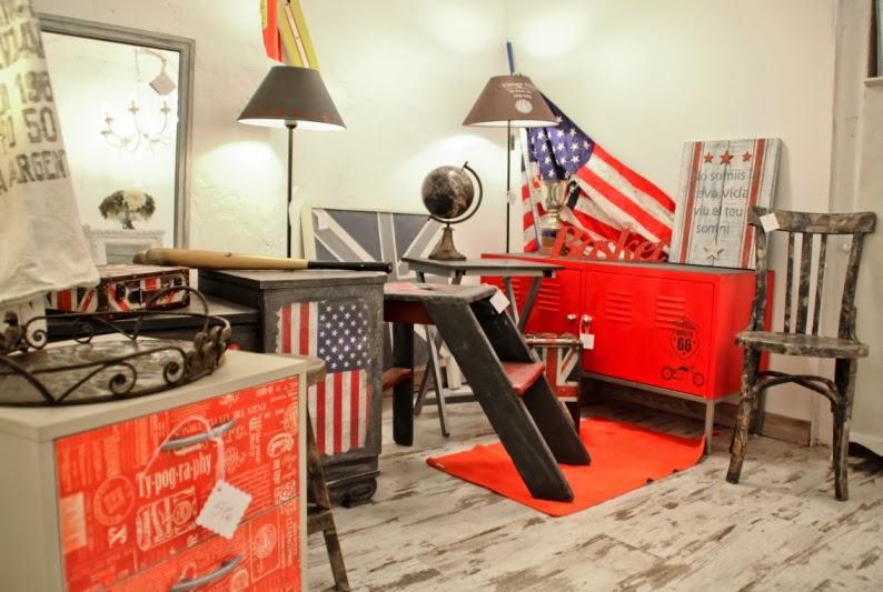 tienda online de decoración vintage