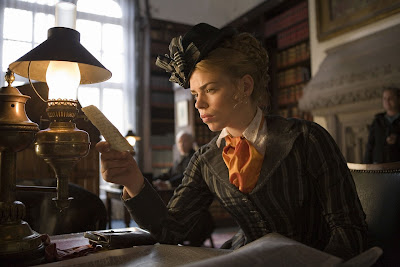 'THE SHADOW IN THE NORTH' (2007). Billie Piper returns in the Philip Pullman sequel adaptation of BBC's period drama. All text is © Rissi JC