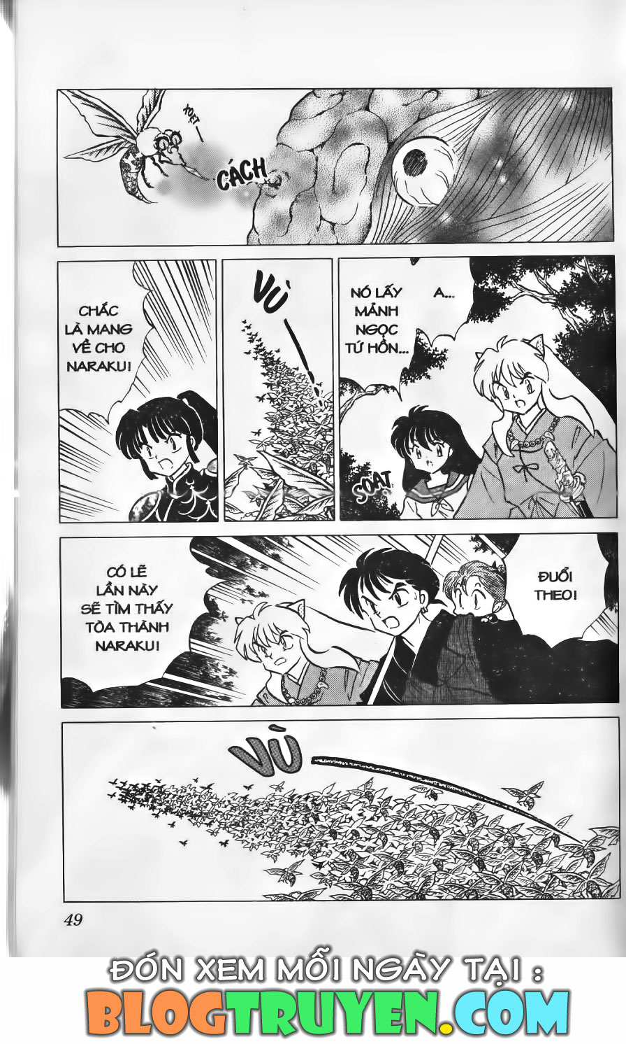 Inuyasha vol 15.3 trang 10