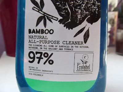 univerzálny čistič  bambus