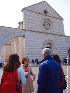explicacoes basilica santa clara portugues assis - Assis de São Francisco