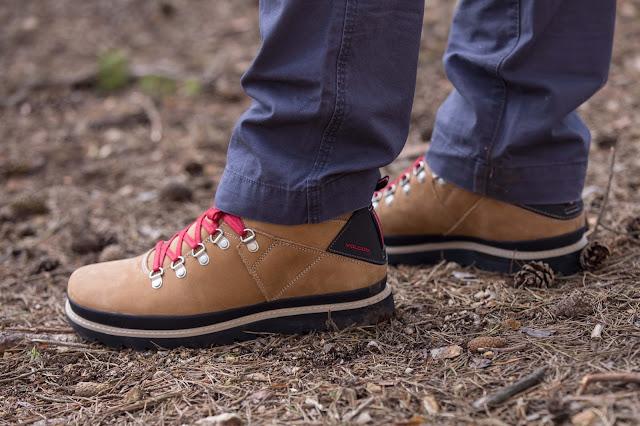 Gear Review Volcom Outlander Boot  Outdoor Stiefel  Wanderschuh für leichtes Terrain im stylischen Vintage-Look 02