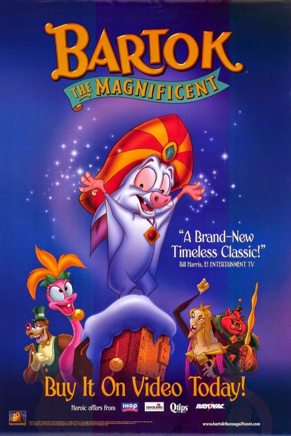 Watch Bartok the Magnificent (1999) Online For Free Full Movie English Stream