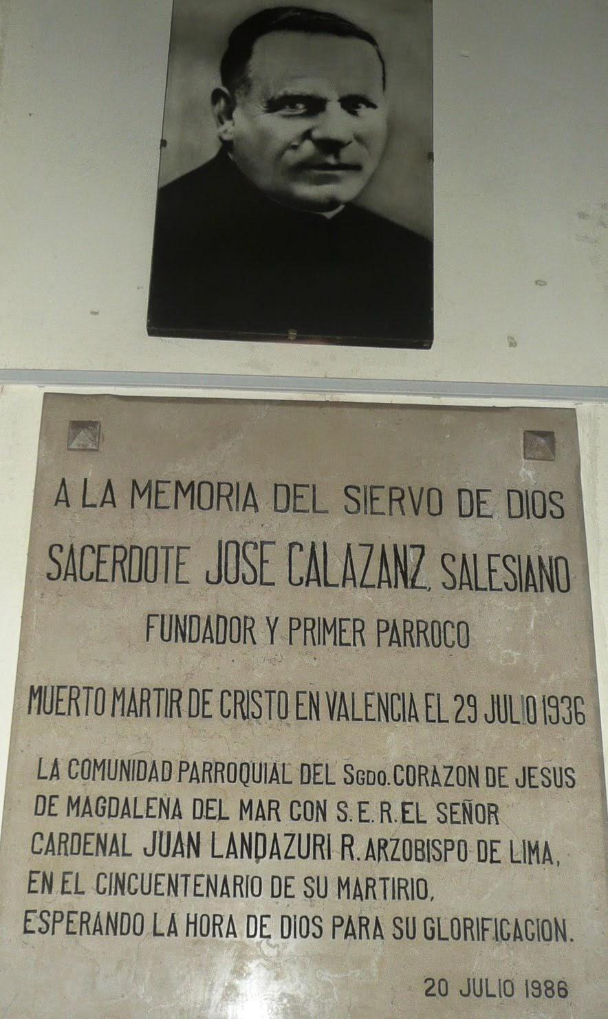 José Calasanz Marqués