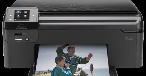 HP Photosmart Wireless B110 Printer Drivers for Windows Update Download