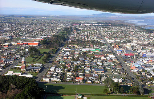 Invercargill, New Zealand - Capital of Southland