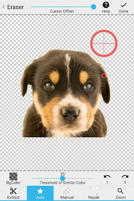 Create personal WhatsApp sticker image