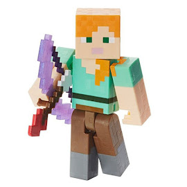 Minecraft Alex Survival Mode Figure