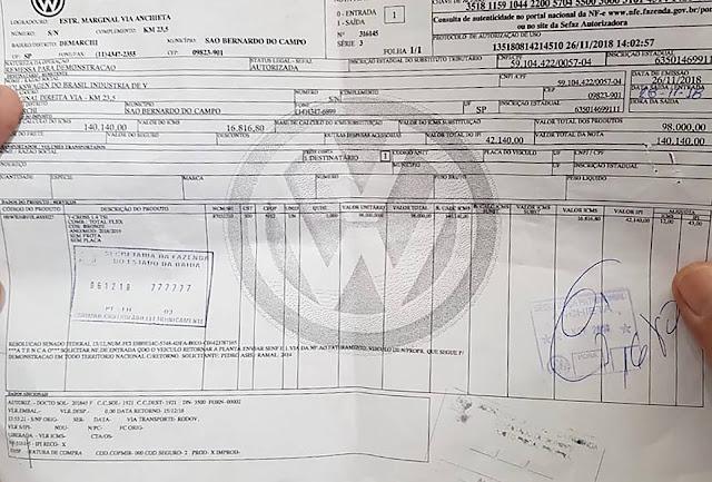 VW T-Cross 250 TSI AT-6: preço R$ 140 mil