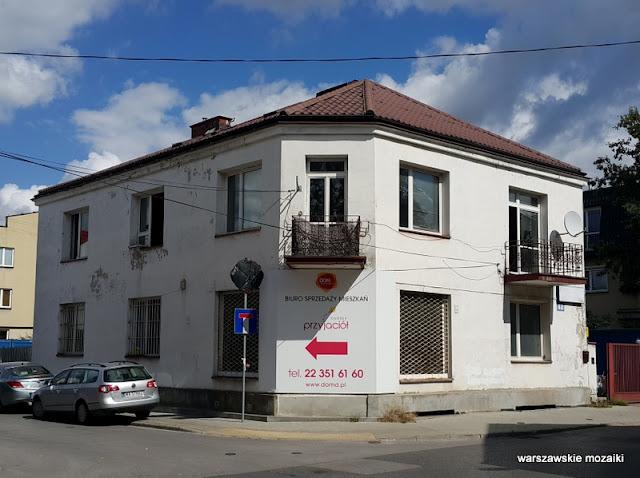 Warszawa Warsaw Bemowo Jelonki place Jana III Sobieskiego