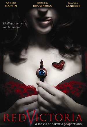 the horror club quick review red victoria 2008