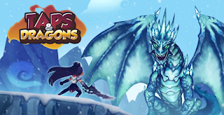 Taps & Dragons Idle Heroes V1.1.28f MOD Apk ( Unlimited Coins / Diamonds )
