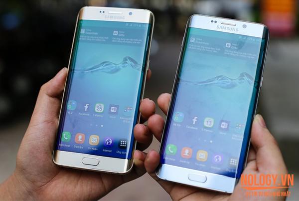 Địa chỉ bán Samsung S6 Edge Plus 2 Sim giá rẻ