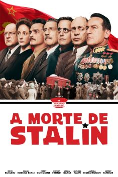 A Morte de Stalin Torrent – BluRay 720p/1080p Dual Áudio