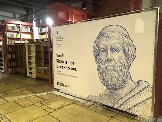Platon hedcut portrait