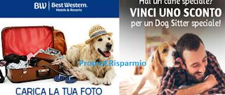 Logo Scarica i buoni sconto per Dog Sitter e Hotel Pet-Friendly