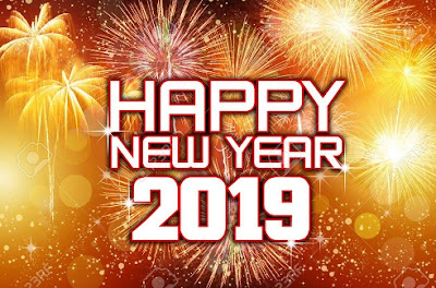 Happy New Year 2019 Advance Messages