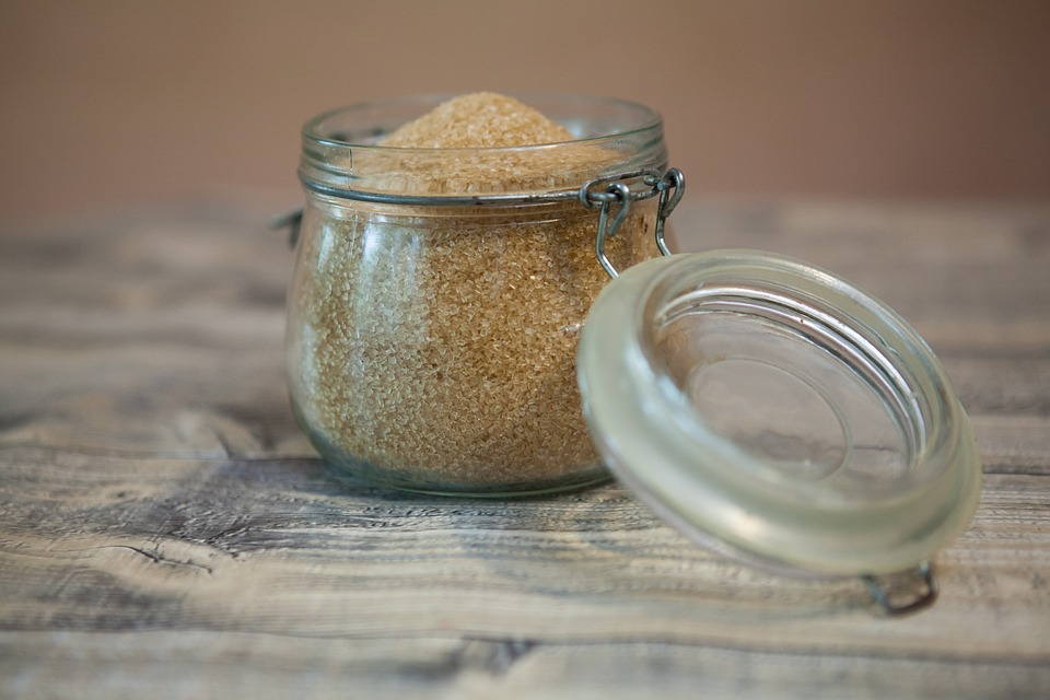 Brown-Sugar Ingredient DIY Soothing Aromatherapy Foot Scrub Pixabay Image