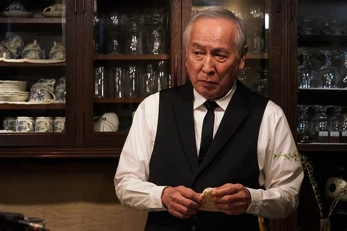 Kunio Murai sebagai Yoshimura