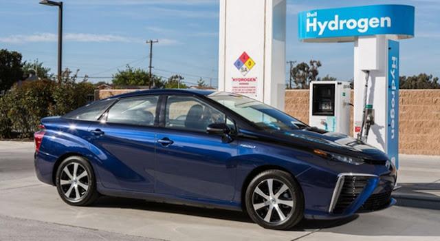 Toyota Mirai Price
