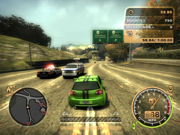 Need For Speed Most Wanted 2005 Highly Compressed Free Download Pc Game