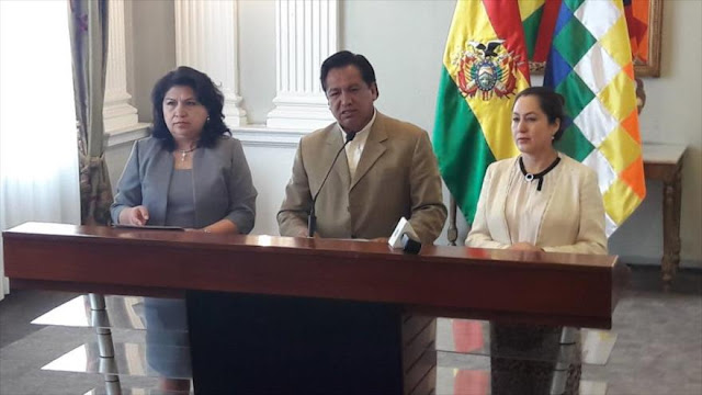 Bolivia rechaza comentarios injerencistas de diplomático de EEUU