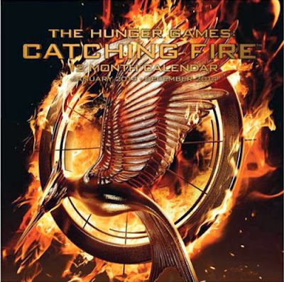 The Hunger Games: Catching Fire 2014 Calendar